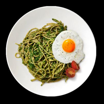 Bezlepkové špagety Milli s volským okom